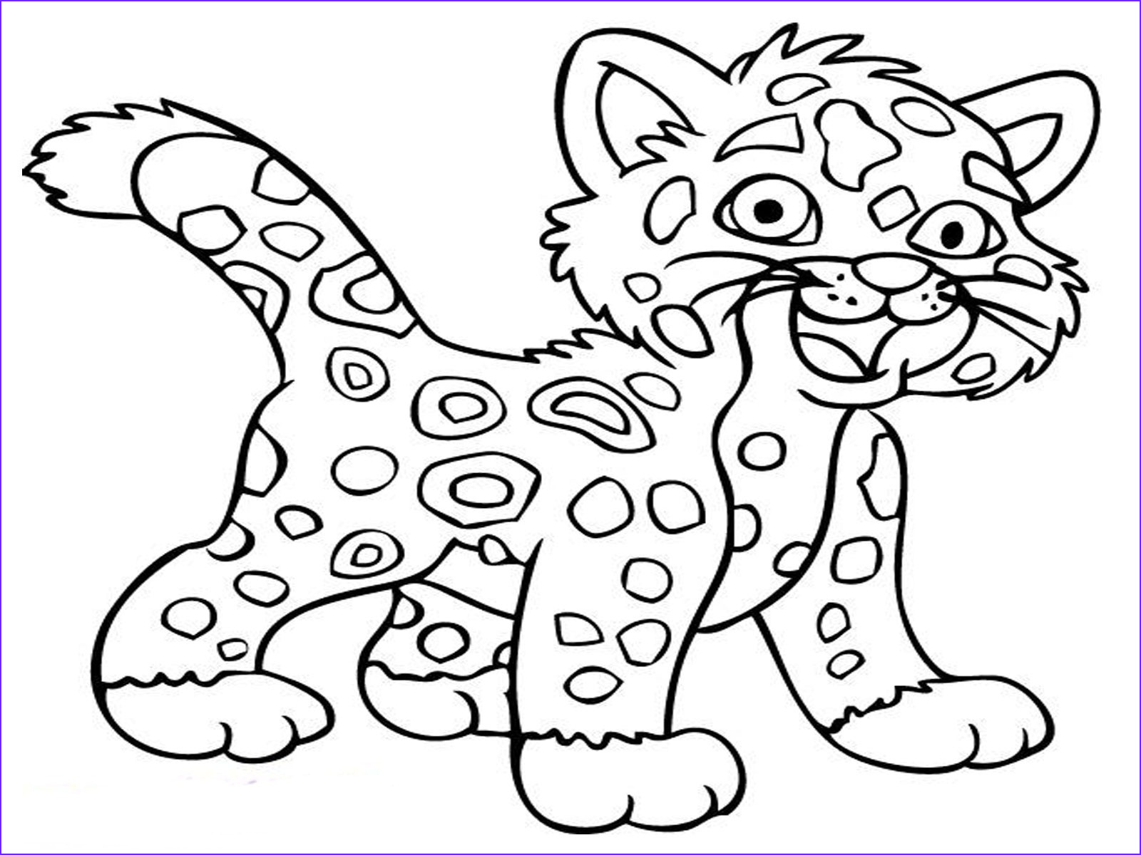 animal coloring pages 9 2
