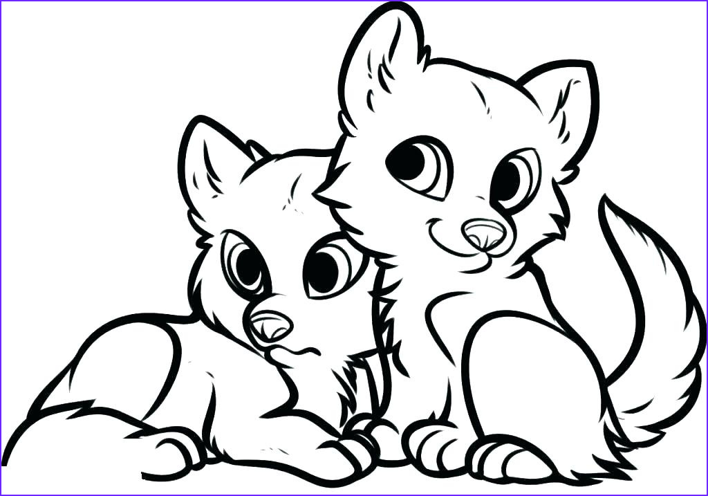 Animals Coloring Pages for Kids Inspirational Gallery Animal Coloring Pages Best Coloring Pages for Kids
