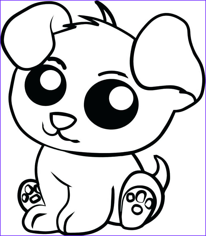 Animals Coloring Pages for Kids Inspirational Stock Cute Animal Coloring Pages Best Coloring Pages for Kids