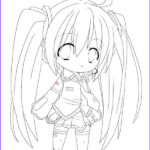 Animation Coloring Pages Inspirational Stock Chibi Anime Girl S To Print 6204 Coloring Pages Printable