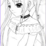Anime Coloring Best Of Images Anime Coloring Page Sad Coloring Pages
