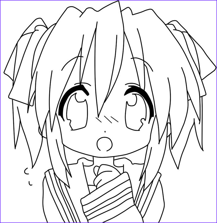 Anime Coloring Book Beautiful Photos Anime Coloring Page Google Search