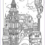 Architecture Coloring Book Awesome Gallery 265 Best Images About Architecture Coloring Pages For