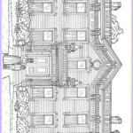 """Architecture Coloring Book Awesome Image 99 Best Icolor """"architecture"""" Images On Pinterest"""