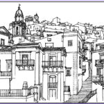 Architecture Coloring Book Best Of Gallery Architecture And Living Coloring Pages For Adults