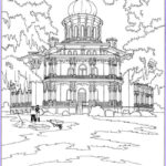 """Architecture Coloring Book Cool Photos 99 Best Icolor """"architecture"""" Images On Pinterest"""