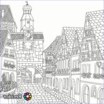 Architecture Coloring Book Cool Photos Architecture Coloring Page