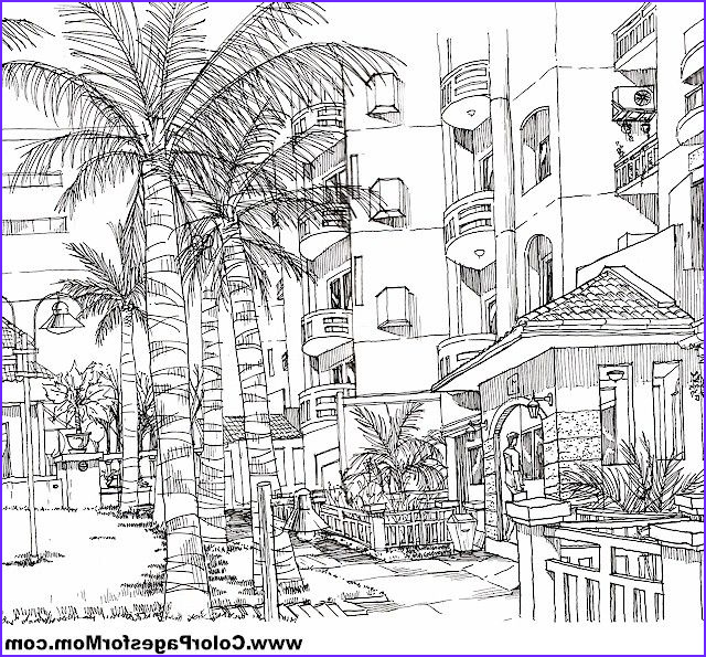 Architecture Coloring Book Cool Stock Pin by Deanna Lea On Color Architecture Pages