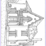Architecture Coloring Book Luxury Images Coloring Creative And Coloring Books On Pinterest
