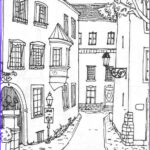 Architecture Coloring Book New Stock Colouring Pages And Architecture On Pinterest