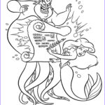 Ariel Coloring Beautiful Images Ariel The Little Mermaid Coloring Pages For Girls To Print
