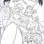 Ariel Coloring Book Elegant Image Ariel S Wedding Day Coloring Pages Hellokids