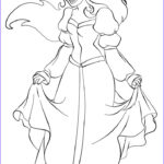 Ariel Coloring Book Luxury Images Princess Ariel With New Dress Coloring Pages