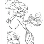 Ariel Coloring Book Luxury Stock Princess Ariel Little Mermaid Coloring Pages