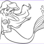 Ariel Coloring Cool Photography Free Coloring Pages Free Disney Princess Ariel For Kids