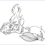 Ariel Coloring Elegant Collection Ariel Coloring Pages Best Coloring Pages For Kids