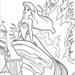Ariel Coloring Sheets Inspirational Image Colouring Pages