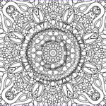 Art Coloring Book For Adults Beautiful Image Free Printable Abstract Coloring Pages For Adults