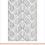 Art Deco Coloring Books Beautiful Gallery Love Art Deco Try This Free Adult Coloring Book Page From
