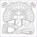 Art Deco Coloring Books Beautiful Image 20 Free Printable Art Deco Patterns Coloring Pages For