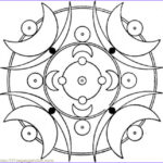 Art Deco Coloring Books Beautiful Image Coloring Pages Art Deco With Moons Other Painting