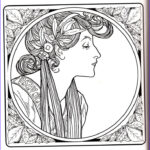 Art Deco Coloring Books Best Of Photos 90 Best Images About Coloring Pages To Print Art Deco On