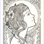 Art Deco Coloring Books Luxury Images 1000 Images About Lenormand Coloring On Pinterest