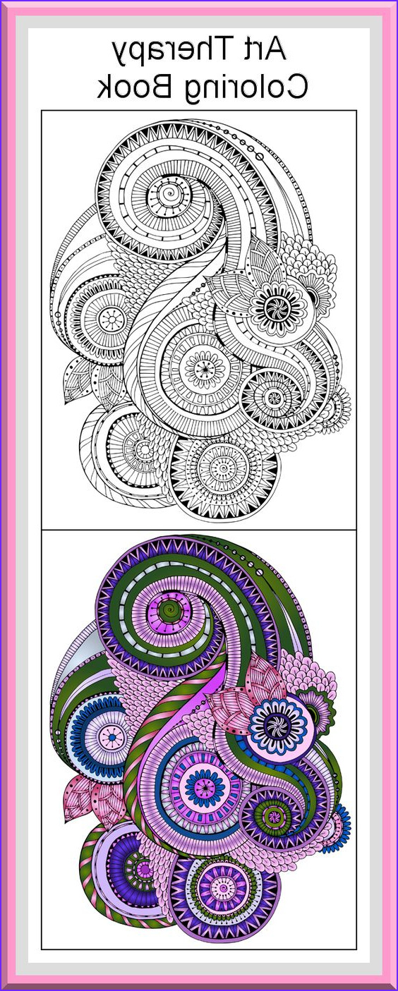 Art therapy Coloring Book Awesome Image Art therapy Coloring Book 30 Printable Coloring Pages