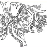 Art Therapy Coloring Book Beautiful Collection 17 Best Images About Fun And Funky Feather Art On