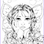 Art Therapy Coloring Book Beautiful Collection Adult Coloring Pages Art Therapy Faery Coloring Pages