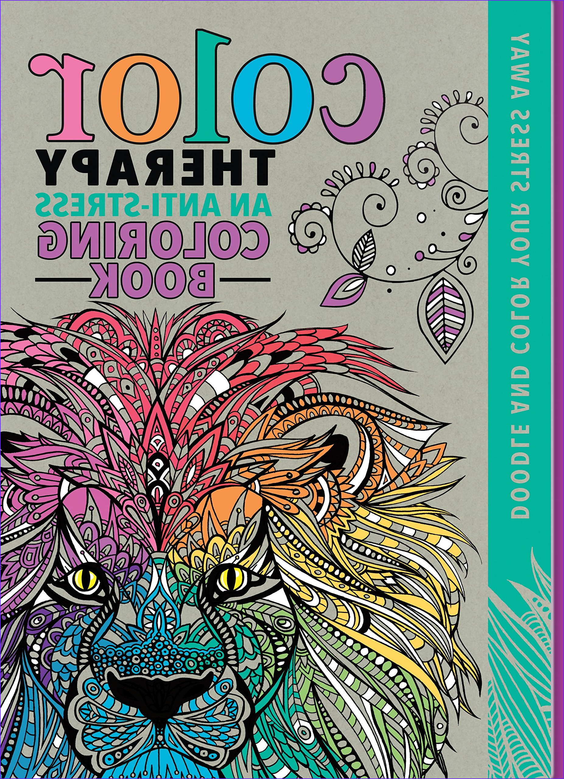 Art therapy Coloring Book Elegant Images Anti Stress Colouring Book Available Online or In Store
