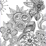 Artistic Coloring Book Elegant Photography Doodle Designs Artist S Coloring Book 31 Stress Relieving
