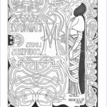 Artistic Coloring Book Luxury Image Colorourcollections With An Art Nouveau Colouring Book