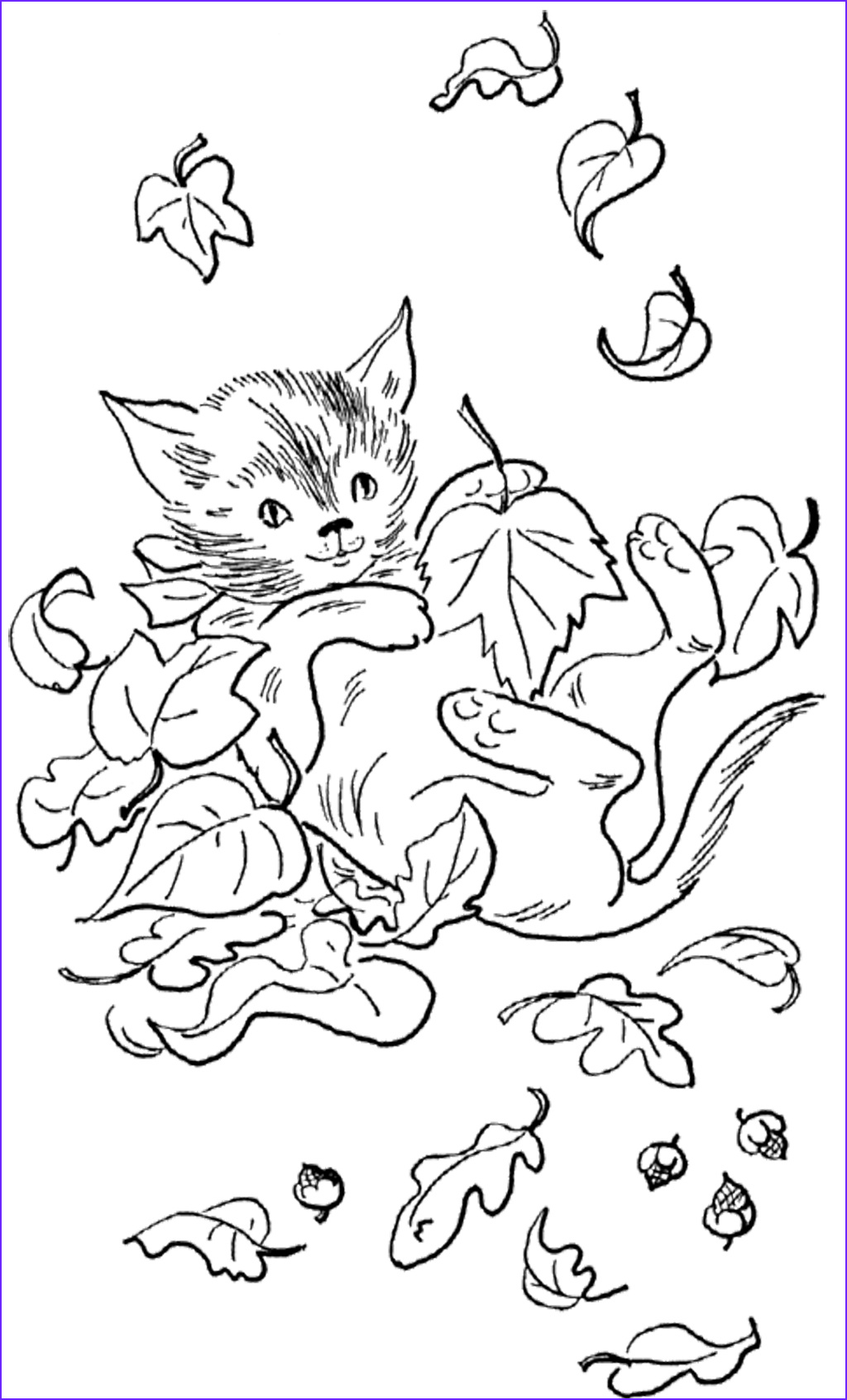 Autumn Coloring Sheets Awesome Gallery Fall Season 21 Nature – Printable Coloring Pages