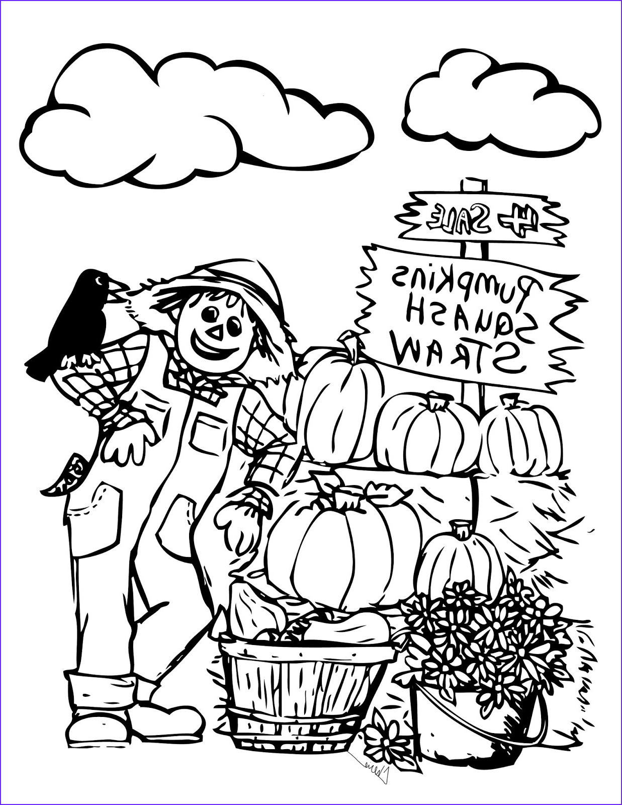 Autumn Coloring Sheets Beautiful Photos Free Printable Fall Coloring Pages for Kids Best