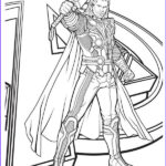 Avengers Coloring Pages Elegant Photos Avengers Character Thor Coloring Page Download & Print