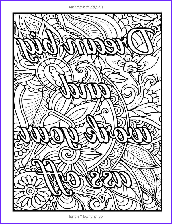Awesome Coloring Books for Adults Unique Gallery Amazon Be F Cking Awesome and Color An Adult