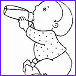 Baby Bottle Coloring Page Cool Photos Baby Carriage Nipple Coloring Pages and Sheets