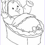 Baby Coloring Sheets Inspirational Gallery Free Printable Baby Coloring Pages For Kids