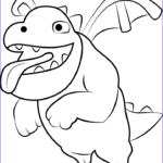 Baby Dragon Coloring Pages Awesome Image Baby Dragon Coloring Page Free Clash Of The Clans