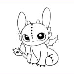 Baby Dragon Coloring Pages Best Of Photography Toothless Baby Crafts In 2019