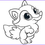 Baby Fox Coloring Page Best Of Collection Get This Chibi Coloring Pages Free To Print Nu02m