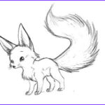 Baby Fox Coloring Page Elegant Images Cute Baby Fox Coloring Pages Part 4