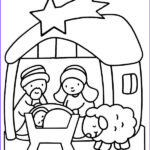 Baby Jesus Coloring Page Beautiful Images Baby Jesus Coloring Pages
