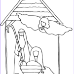 Baby Jesus Coloring Sheet Cool Gallery Baby Jesus Coloring Pages Best Coloring Pages For Kids