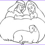 Baby Jesus Coloring Sheet Unique Photos Baby Jesus Coloring Pages For Kids