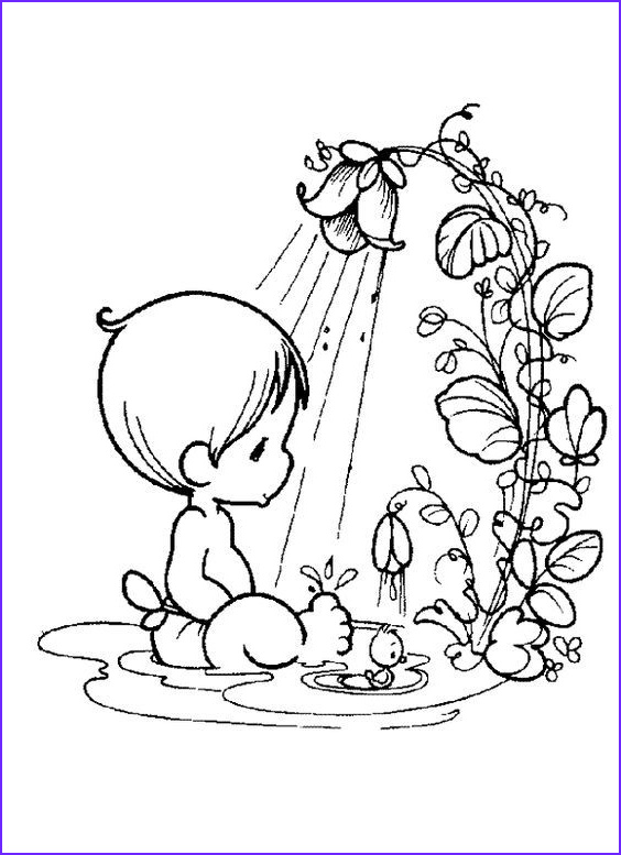 Baby Shower Coloring Awesome Collection Baby Boy Coloring Pages Coloring Home