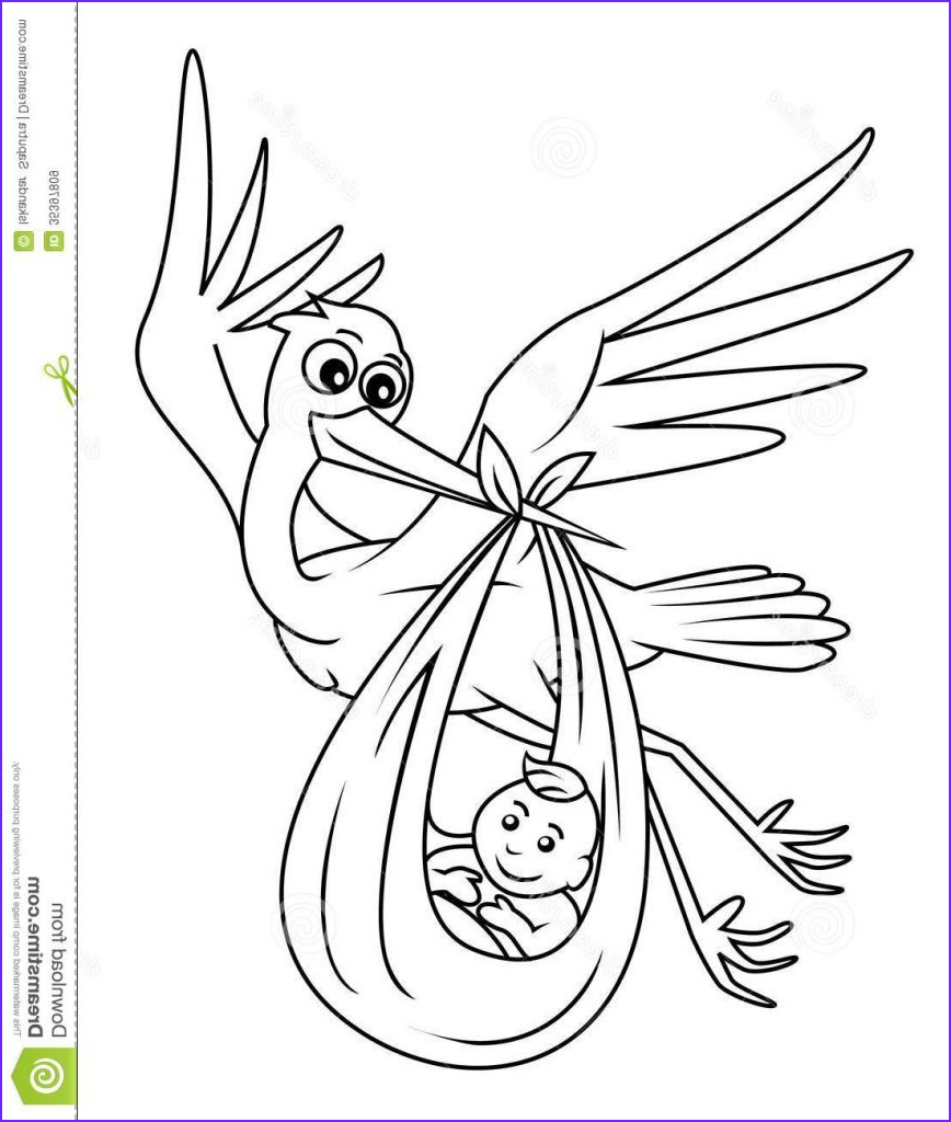 baby shower coloring pages for kids