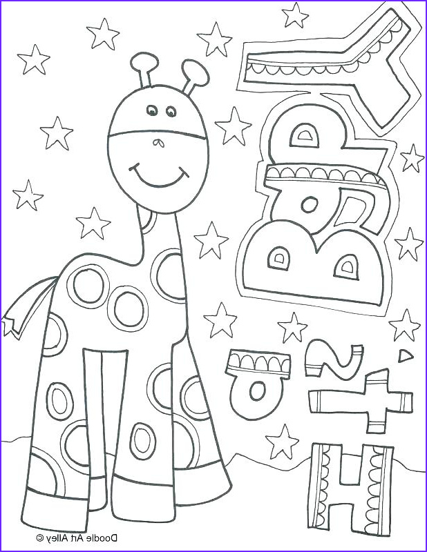 Baby Shower Coloring Elegant Stock Newborn Baby Coloring Pages at Getcolorings