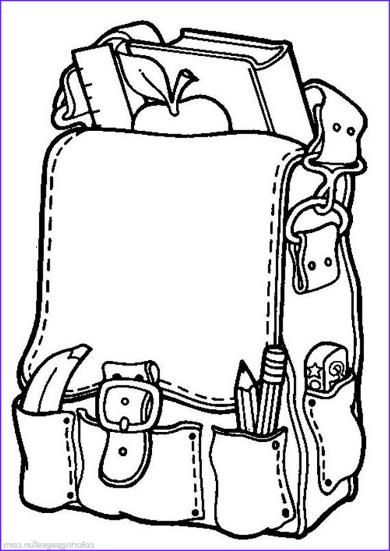 Back to School Coloring Pages Elegant Photos Back to School Coloring Pages 8 Free Printable Coloring